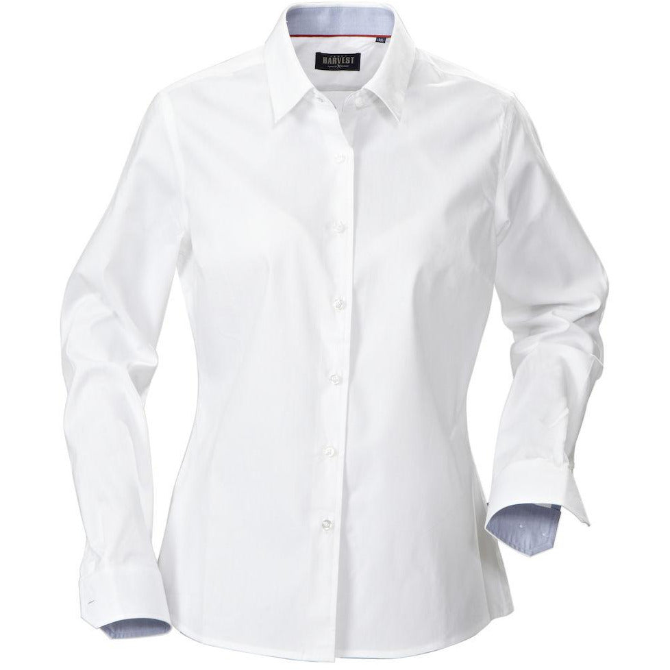 Harvest Redding oxford lady blouse