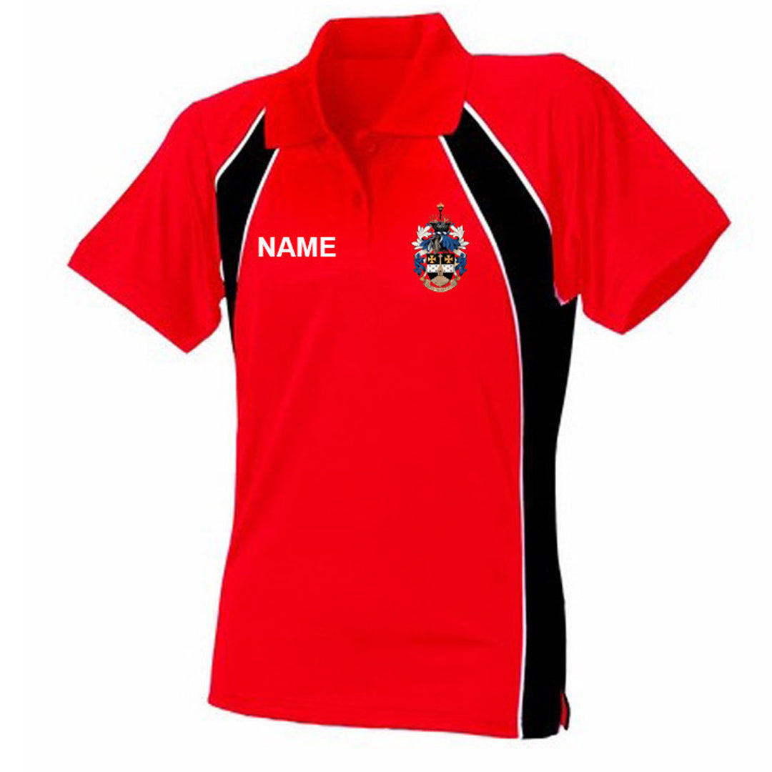 Lydney Swimming Club Mens Performance Team Polo Shirt