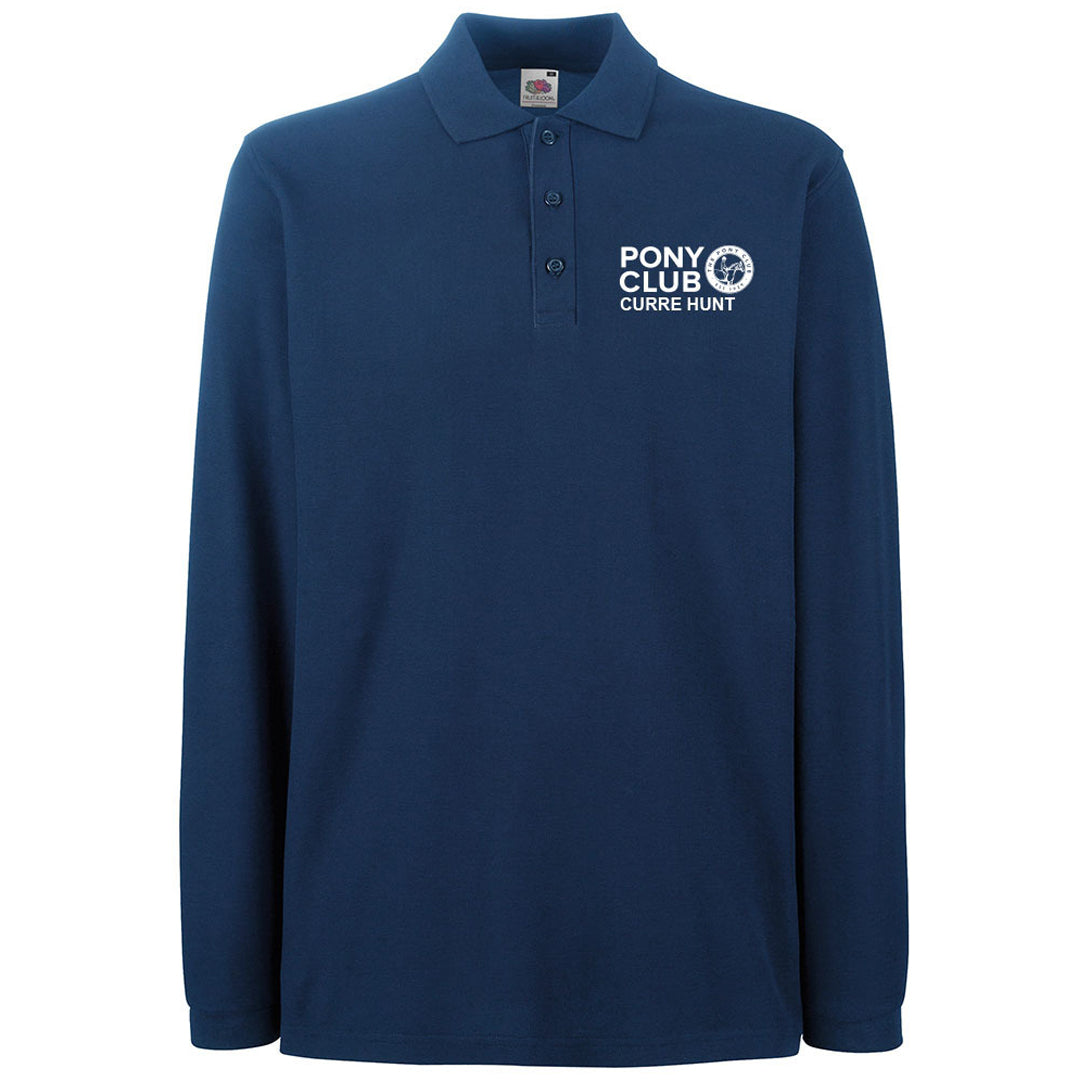 Summer Camp Long Sleeve Polo - Kids