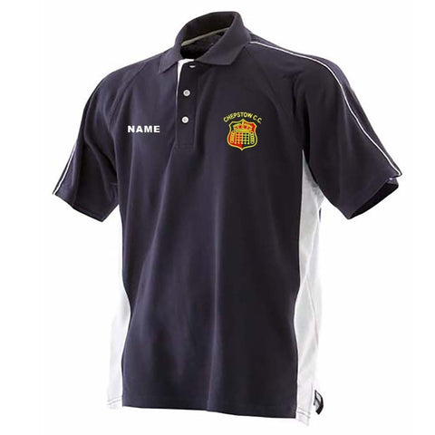 Chepstow Cricket Polo Shirt Snr