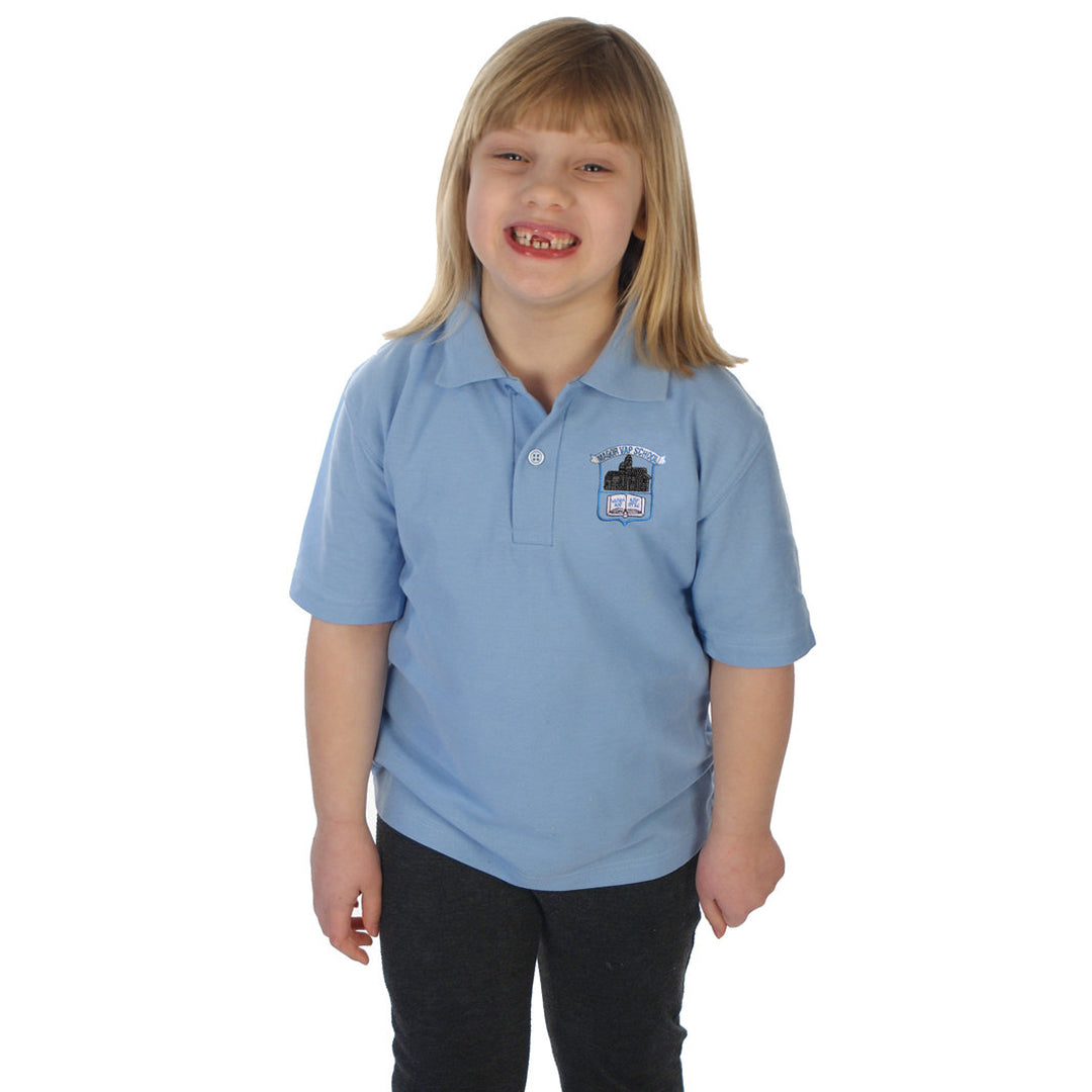 Magor CIW School Polo Shirt