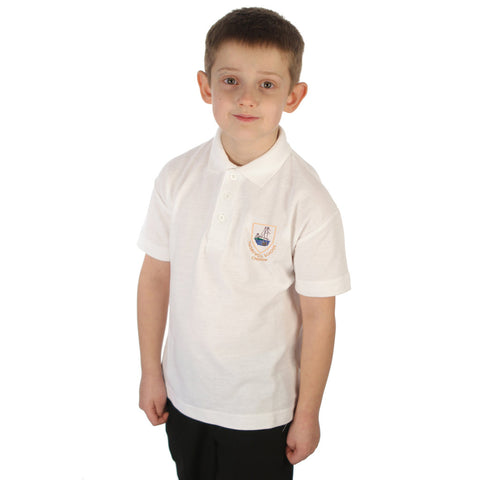 Thornwell Primary School Polo Shirt with Logo