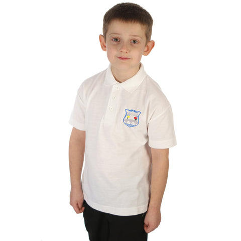 Pembroke School Polo Shirt with Logo
