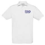 The Pony Club Polo Shirt in 3 Colours with Logo - Kids