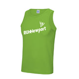 RUNNewport - Men's vest