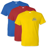 Shirenewton School PE T-Shirt in House Colours