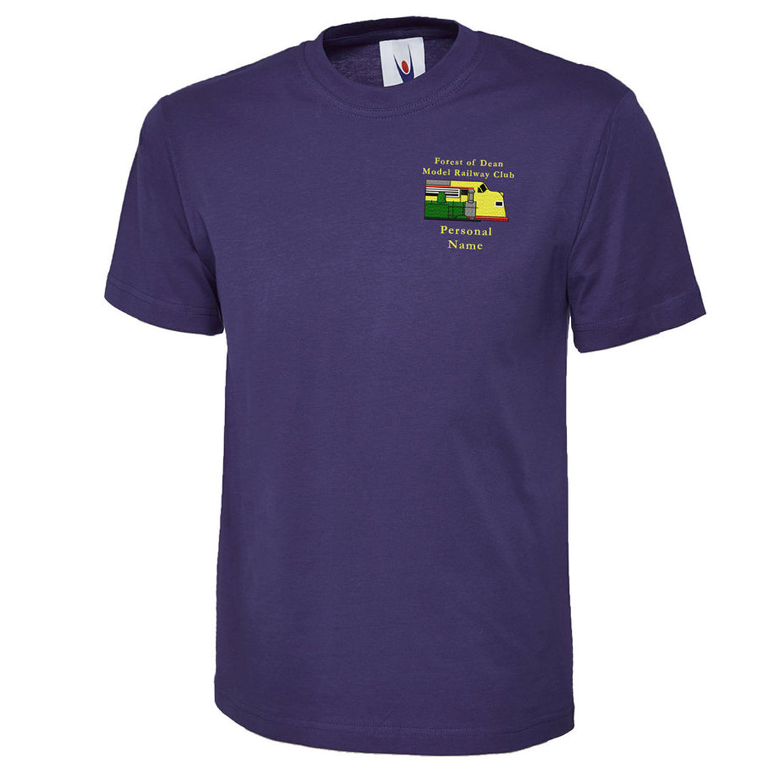 Forest of Dean Model Railway Club T-Shirt