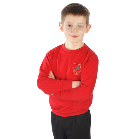 Thornwell Primary School Sweatshirt with Logo