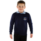 Pembroke School Sweatshirt with Logo