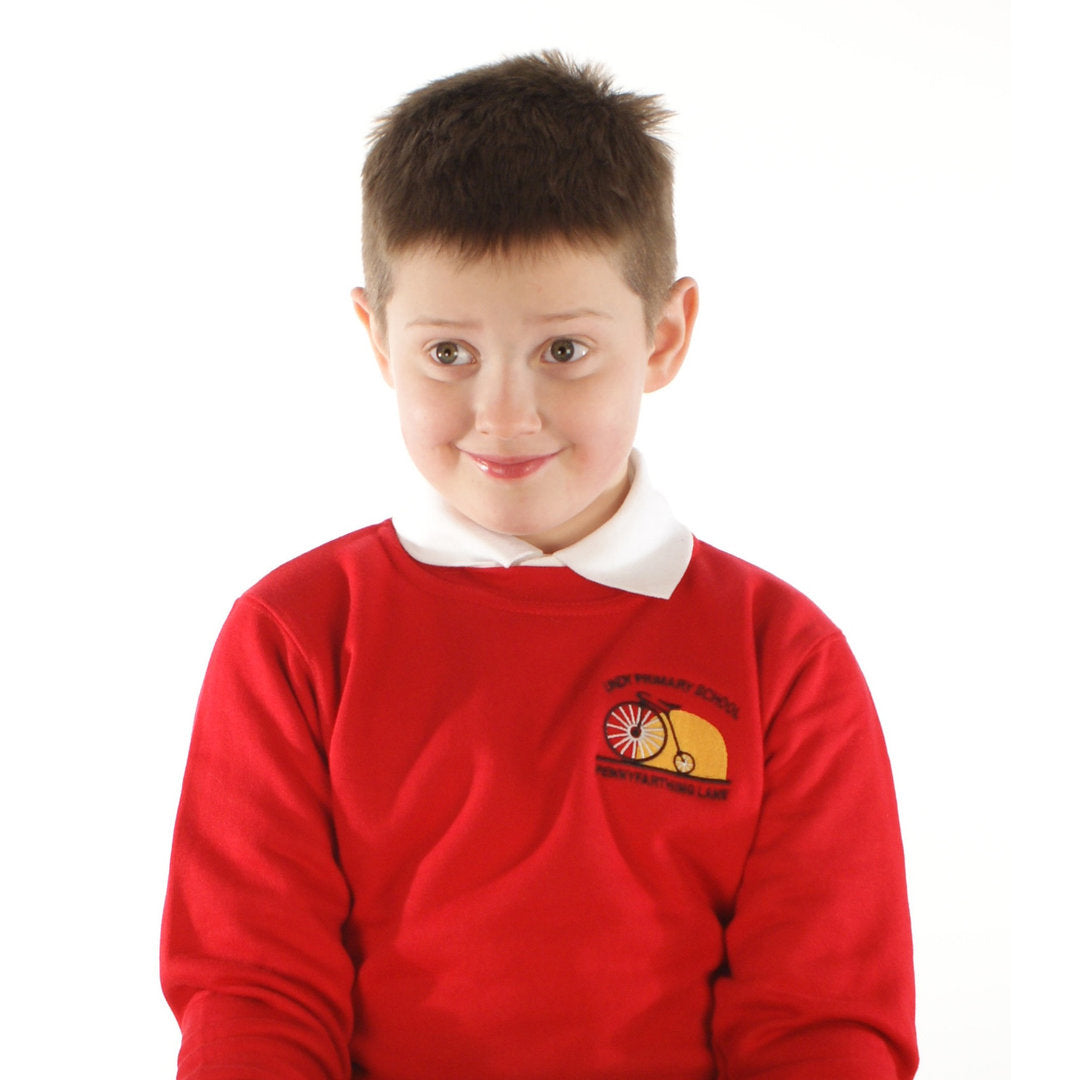 Undy Primary School Sweatshirt with Logo