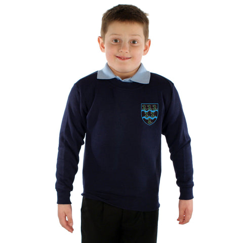 Tutshill Primary School Sweatshirt with Logo