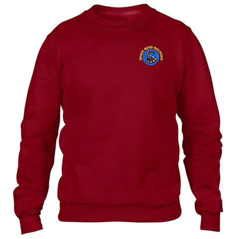 Snake Bend Railroad Sweatshirt