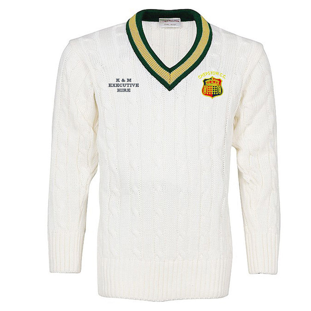 Chepstow Cricket Sweater