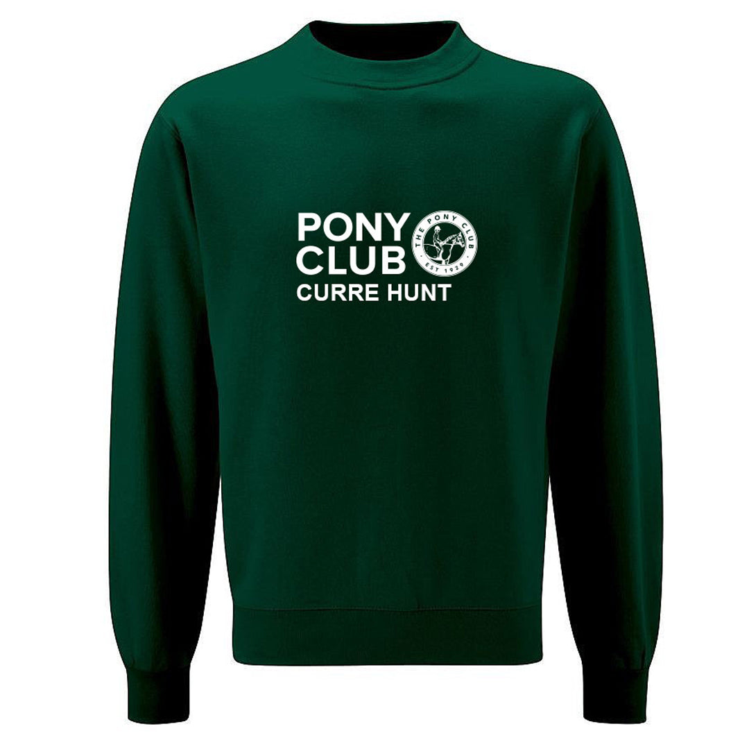 The Pony Club Sweatshirt with Logo - Adult