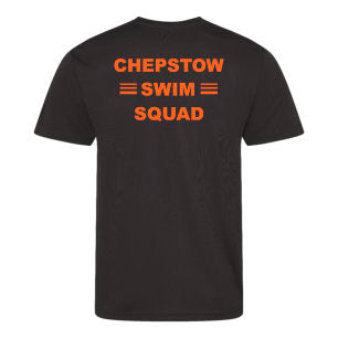 Chepstow Swimming Club T-Shirt Adult