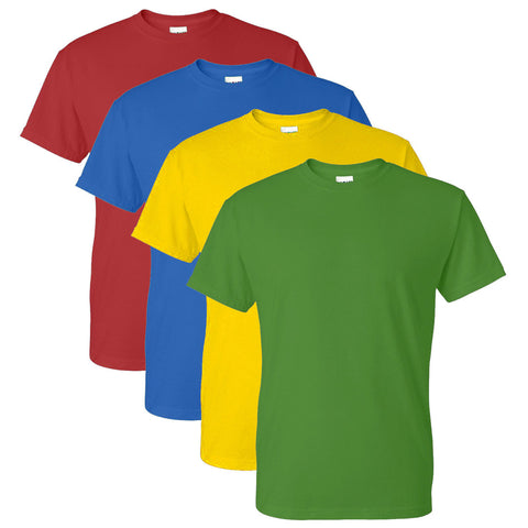 Rogiet School PE T-Shirt in House Colours
