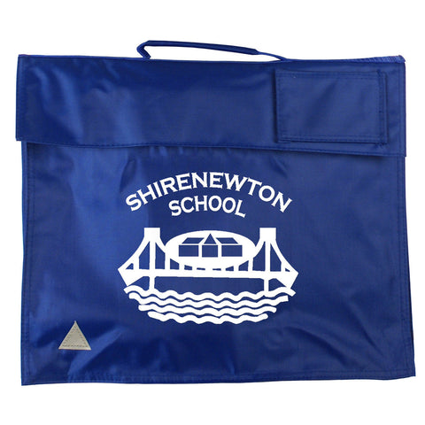 Shirenewton School Bookbag with Logo