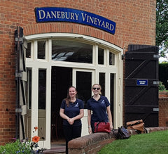 The General Wine Company Visit Danebury Vineyards