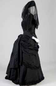 Victorian Mourning Customs and Etiquette