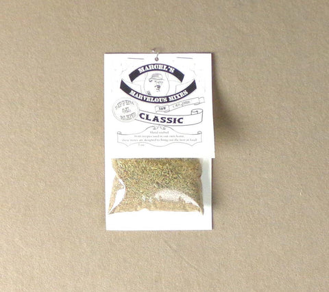 Spice Blend: Classic Dipping Oil Mix