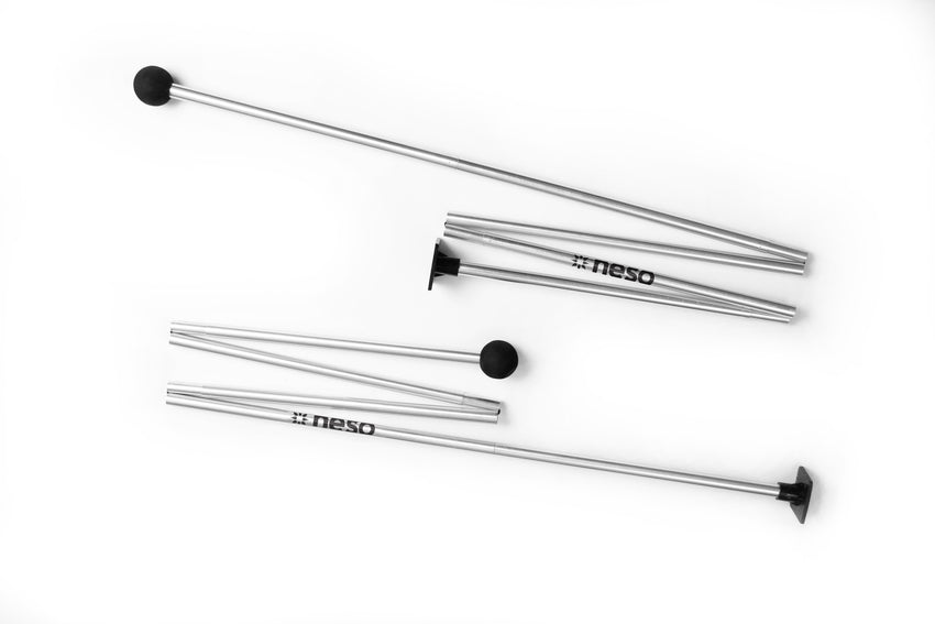 Extra Neso Poles (Various Sizes) - 2 PK