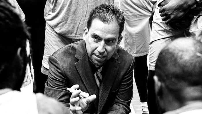 Eyes looking forward as Magic sign new Head Coach