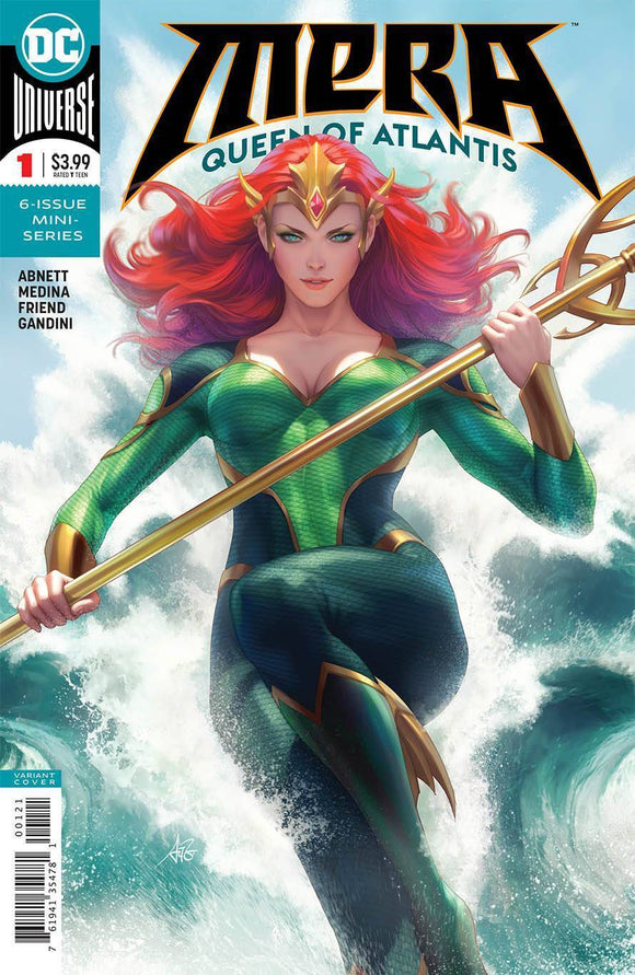 NEW COMIC BOOKS RELEASED 01/03/18