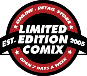 LIMITED EDITION COMIX & COLLECTABLES