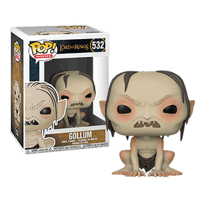 POP THE LORD OF THE RINGS GOLLUM VINYL FIGURE #532