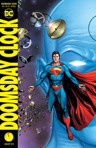PRE ORDER! DOOMSDAY CLOCK #1 GARY FRANK VARIANT COVER