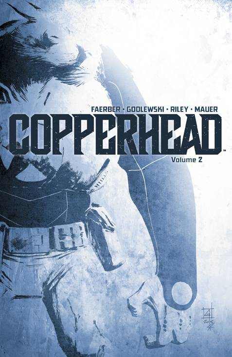 COPPERHEAD VOLUME 2 PAPERBACK