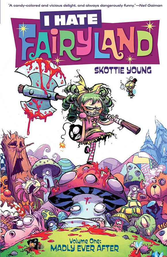 I HATE FAIRYLAND VOLUME 1 MADLY EVER AFTER PAPERBACK