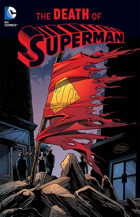 DEATH OF SUPERMAN COMPLETE VOLUME PAPERBACK