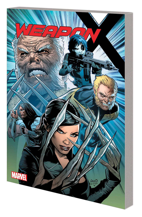 WEAPON X VOLUME 1 WEAPONS OF DESTRUCTION PRELUDE PAPERBACK