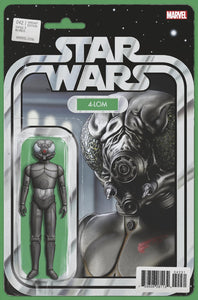 STAR WARS #42 CHRISTOPHER ACTION FIGURE VARIANT PRE-ORDER 18/01/18