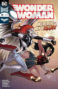 WONDER WOMAN VOL.5 #39 DC COMICS 1ST PRINT PRE-ORDER 25/01/18