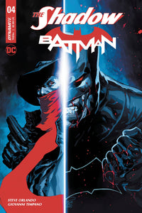 SHADOW BATMAN #4 DC COMICS 1ST PRINT 04/01/18
