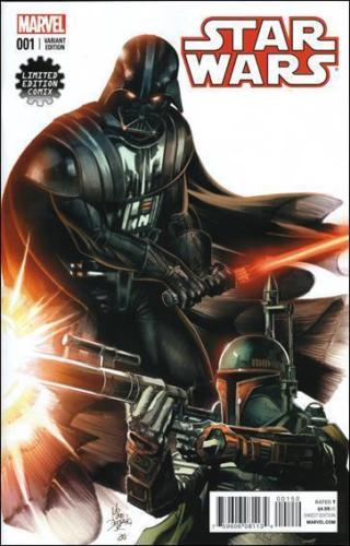 STAR WARS #1 DEODATO LIMITED EDITION COMIX VARIANT