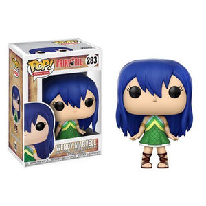 POP ANIMATION FAIRY TAIL WENDY MARVELL VINYL FIGURE FUNKO #283