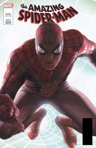 AMAZING SPIDER-MAN VOL.1 #789 LENTICULAR VARIANT MARVEL COMICS