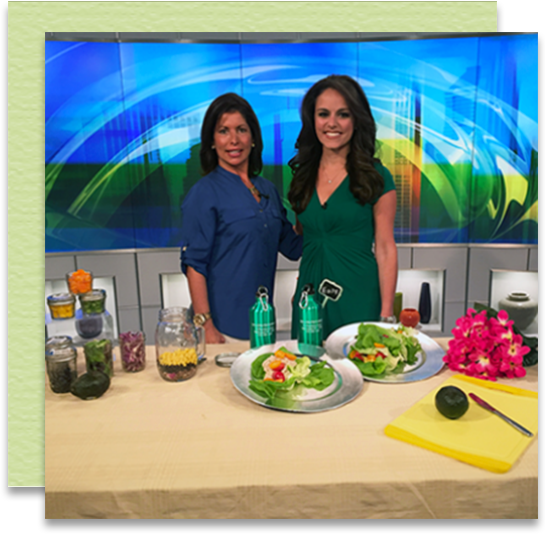 Manhasset Nutritionist Maria Dello Appears on CBS Channel 2 News