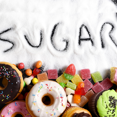 TIPS FOR GETTING YOUR SUGAR AND CARB CRAVINGS UNDER CONTROL