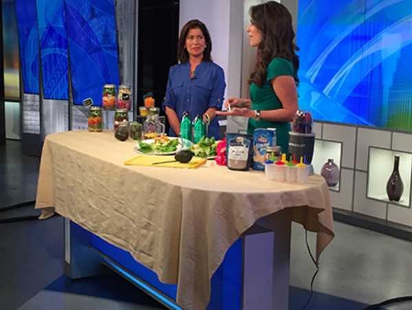 Manhasset Nutritionist Maria Dello Appears on CBS Channel 2