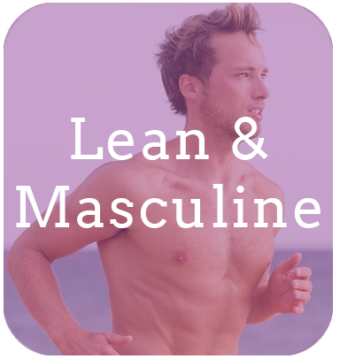 Lean and Masculine