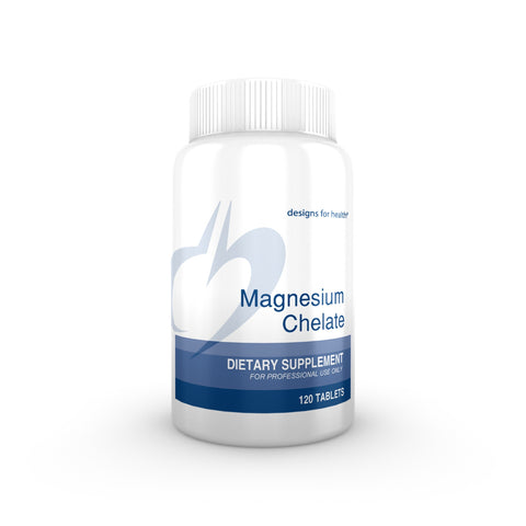 Magnesium Chelate 120 Tablets