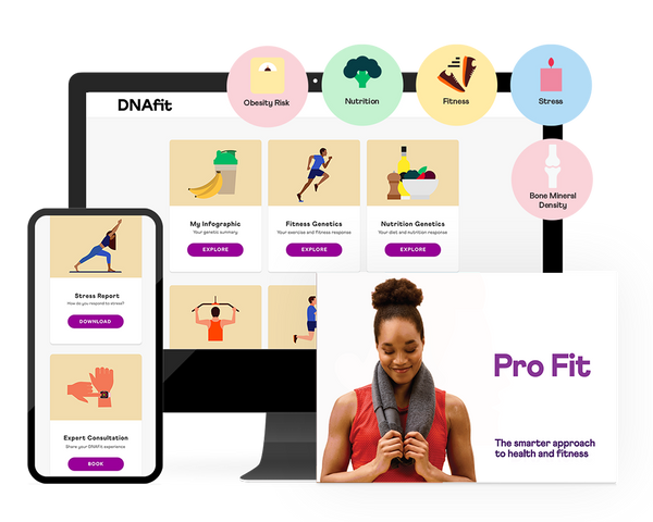 DNA Pro Fit (Only Sold Through Health Practitioners)