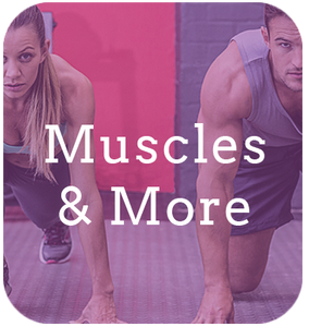 Muscles & More in 10-days