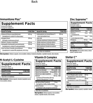 Immune System Support Packets