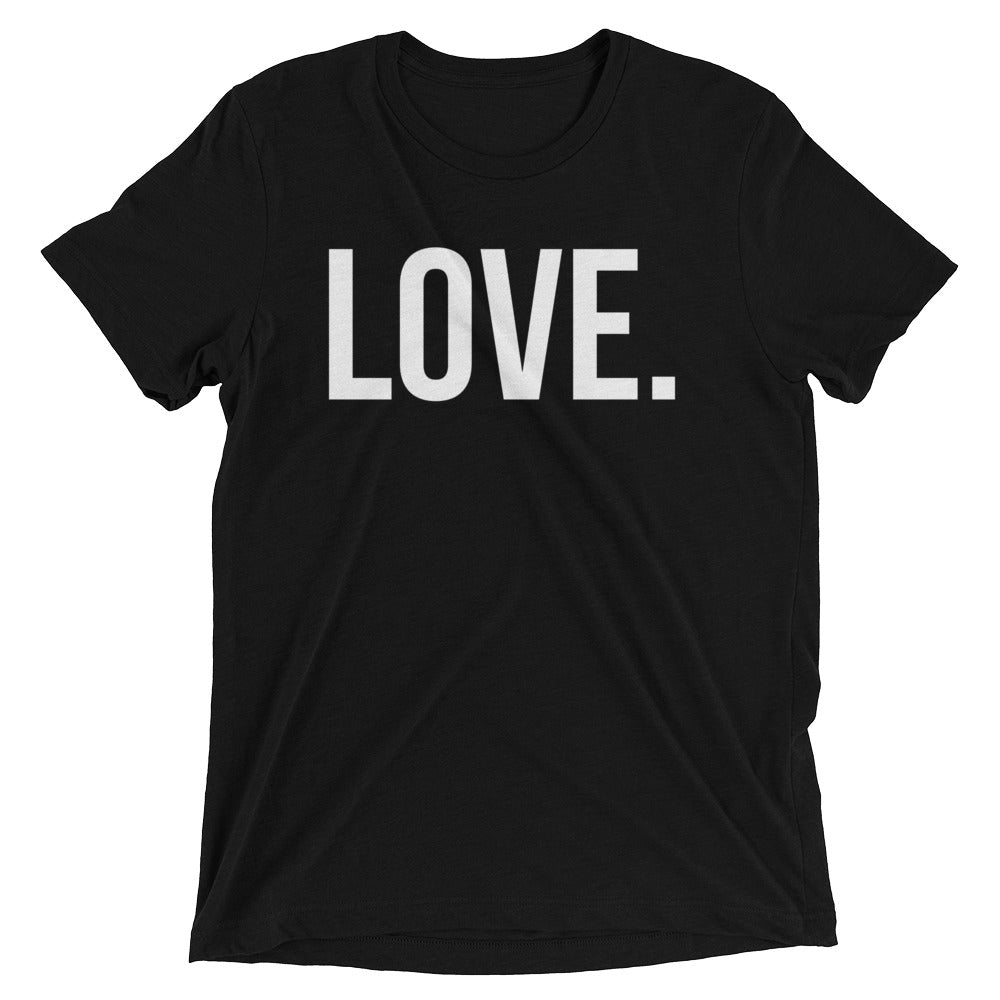LOVE. Short sleeve t-shirt