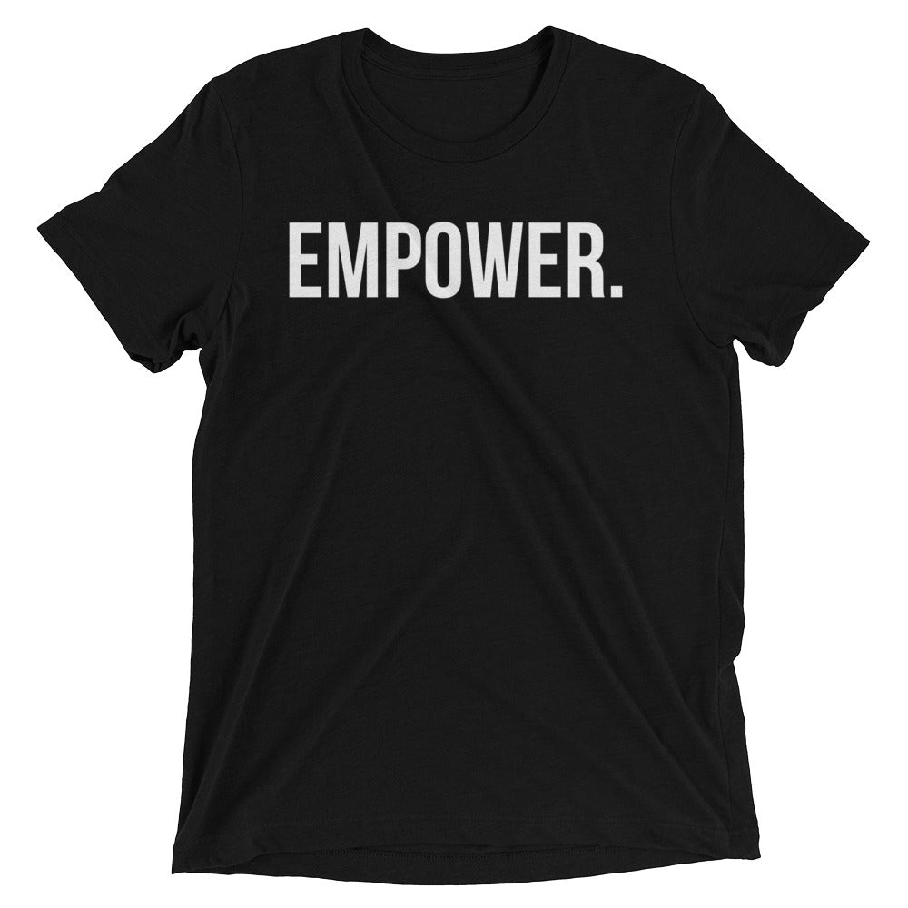 EMPOWER. Short sleeve t-shirt